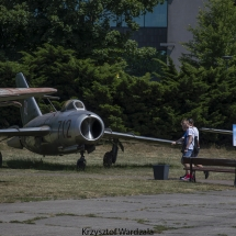 Wizyta w Muzeum Lotnictwa Polskiego